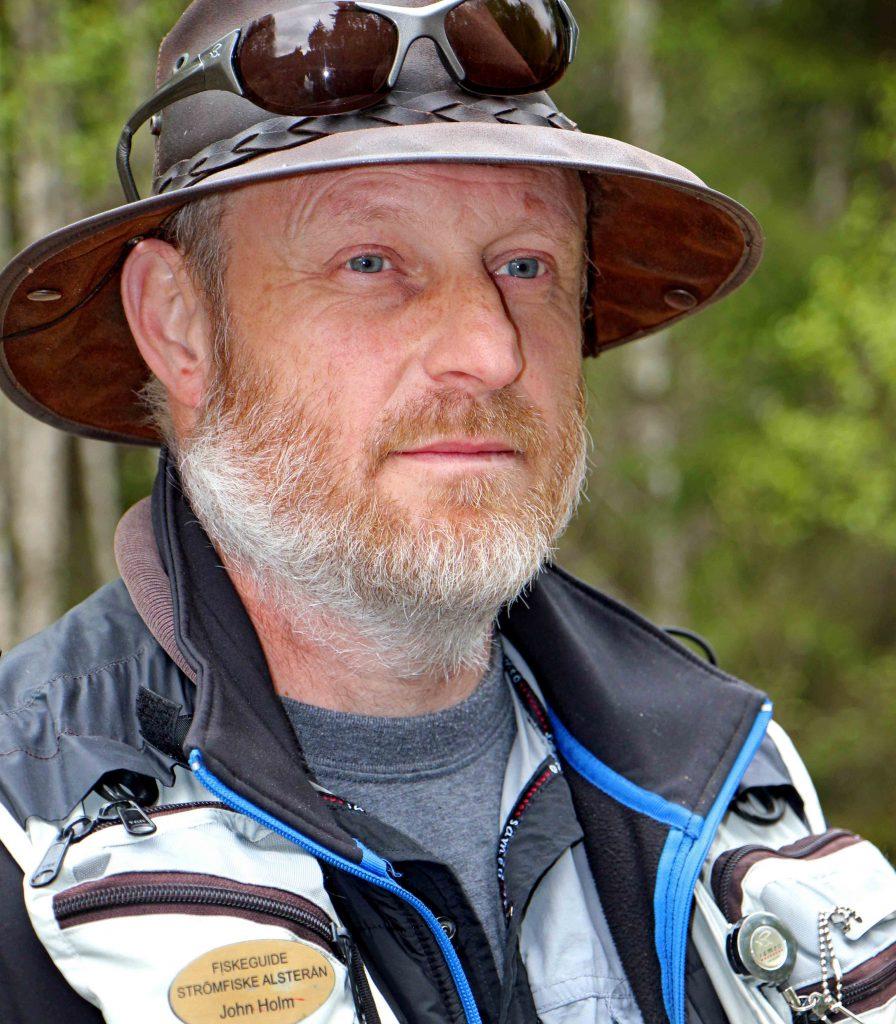 "John ""the guide"" Foto: Ken Persson"